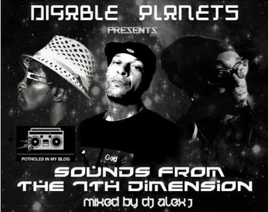 Digable-planets-sounds-from-the-7th-dimension-cover-mixtape-potholes